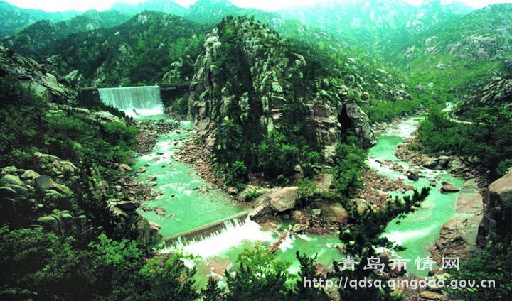 北九水风景游览区
